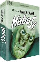 Complet Fritz Lang Mabuse Coffret DVD Neuf DVD (EKA50040)