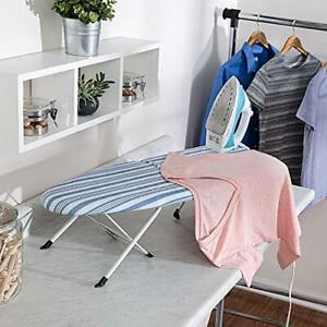 Honey Can Do Foldable Tabletop Ironing Board with Iron Rest