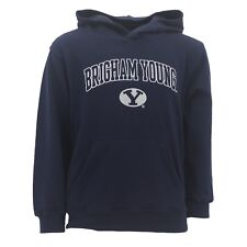 BYU Cougars Kids Youth Size NCAA Official Hooded Sweatshirt New With Tags