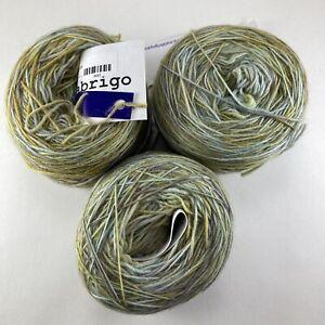 NEW Yarn : Malabrigo Lace, 100% Baby Merino, Lot of 3 Wound, Color #125 Mariposa