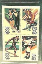 1984 20c USA Olympics Stamp GMA  9