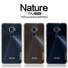 NILLKIN Matte Bumper Nature TPU Silicone Case Covers For Asus Zenfone 3(ZE552KL)