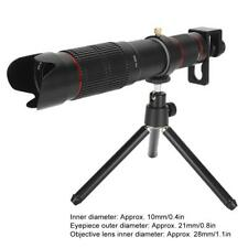 High Definition 36X Telescope Mobile Phone Camera Zoom Adjustable Telephoto Lens