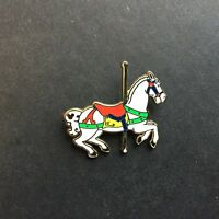 DLR 2009 Hidden Mickey Series - King Arthur Carousel Horse 6 Disney Pin 70504