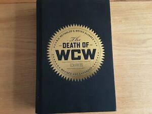 The Death Of Wcw hardback