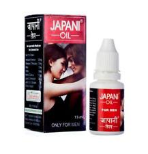 Buy 3 Get 1 Free Herbal Japani Oil enlargement Men Pennis Massage Long Hard Male