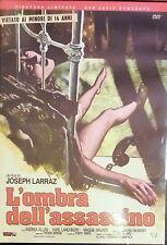 L'OMBRA DELL'ASSASSINO - Larraz DVD Allan Lanchbury Walker