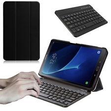 Slim Wireless Bluetooth Keyboard Case For Samsung Galaxy Tab A 10.1 SM-T580 T585