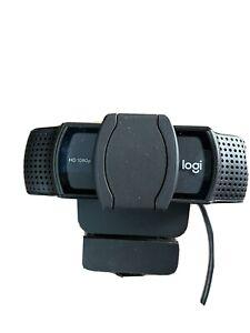 Logitech C920 (960-000764) HD Pro Webcam - Black