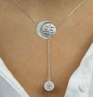 """18K White Gold Filled Infinity Necklace with Swarovski Crystals Pave Ball 18"""""""