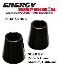 Polyurethane Rear Bump Stops for HONDA Prelude (92-01) by Energy Suspension