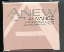 (100ml=50€) Avon - Anew Nutri-Advance Leichte Pflegecreme