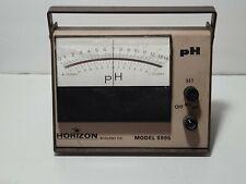 Horizon Ecology Co Model 5995 Vintage Ph Test Equipment Untested
