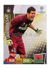 Panini Adrenalyn XL Champions League 11/12 - 106 - Julio Cesar