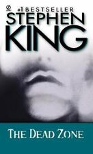 The Dead Zone by Stephen King 1980 Paperback, Reprint Novel Horror Best Seller