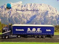 "Tekno 74764 Volvo FH GL XL Gardinenplanen-Sz ""Schubert Italia"" 1:50"