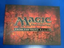 Magic the Gathering: From the Vault: Realms - SEALED