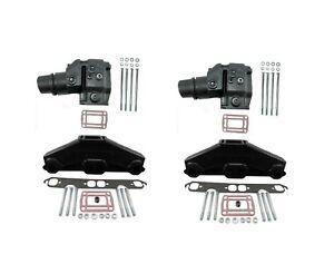 Volvo Penta OMC 5.0L 5.7L Exhaust Manifold & Elbow/Riser Kit 3847501 3862664