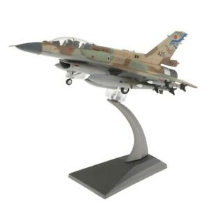 1:72 Diecast Aircraft Model JF-16I Fighting Falcon Israeli Air Force Planes