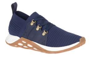 Merrell Range AC+ Navy Gum Slip-On Shoe Loafer Men's sizes 7-15 NIB!!!