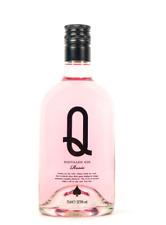 """Rose Gin """"Q"""" aus Barcelona, 0,7 L, 37,5% vol. Kostenloser Versand."""
