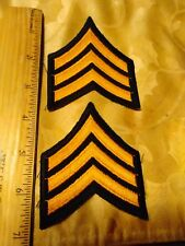 police patches lot of 2