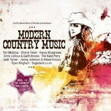 MODERN COUNTRY MUSIC 3 CD NEU