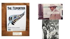 "James Arness Marshal Dillon Gunsmoke ""The Hollywood Reporter"" New Zealand Combo"