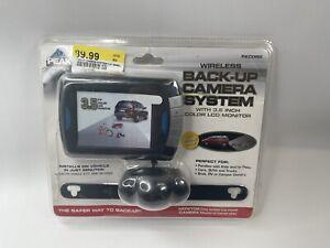 🔥Peak Performance Wireless Back Up Camera System 3.5 Inch Screen Open Box!🔥