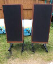 Celef audio Pro Studio Vintage Wooden Speakers (Kef sp1044 Drivers) very rare