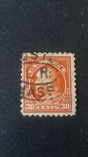 US Scott 439 Used