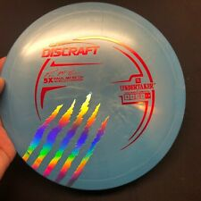 Discraft Paul McBeth LE 5X Ti Undertaker blue 173 - 174 gm Maverick DG
