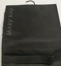 Mary Kay Travel Roll Up Bag Cosmetic Organizer~Black~Hanging~W /Removable Pouches