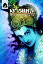 Krishna: Defender of Dharma: A Graphic Novel Campfire Graphic Novels