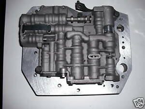FORD C4 FULL MANUAL REVERSE PATTERN RACING VALVE BODY *CORE REQUIRED*