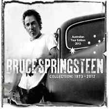 BRUCE SPRINGSTEEN Collection 1973-2012 CD BRAND NEW Gatefold Sleeve