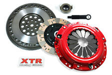 XTR DUAL-FRICTION CLUTCH KIT+RACING FLYWHEEL for HONDA ACCORD PRELUDE CL