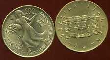 ITALIE ITALY 200 lire 1981 WOMEN'S   ( ca )