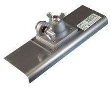 """Goldblatt G16271 Stainless Steel Walking Edger -10"""" x 3"""" and 3/4"""" radius- $15.95"""