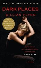 New Dark Places by Gillian Flynn (2016, Paperback, Movie Tie-In)