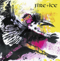 FIRE + ICE - BIRDKING LP YELLOW !!! Death in June Blood Axis Sonne Hagal Forseti