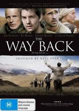 The Way Back - Drama / True Story / WWII - Jim Sturgess, Ed Harris - NEW DVD