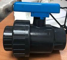 """PLIMEX VALVE D - 63- 2"""" PVC PN16"""