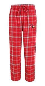 "Arizona Cardinals NFL ""Ultimate Goal"" Men's Flannel Pajama Pants"
