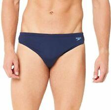 "Speedo  Endurance men's swimwear logo brief, 'bluebell', size 34"" or 36"""