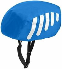 Waterproof Bike Bicycle Helmet Cover With High Visibility Reflective Stripes
