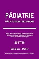 Pädiatrie von Markus Müller und Matthias Eppinger (2016, Taschenbuch)