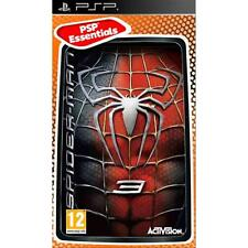 PSP SPIDERMAN MOVIE 3 Essentials NUOVO Versione Italiana