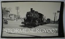 Massachusetts Boston & Maine Engine 834 on Watertown Branch 1951 contact photo