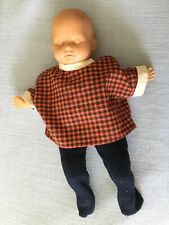 "Vintage 1990's Max Zapf 12"" Newborn Lifelike Baby Doll"